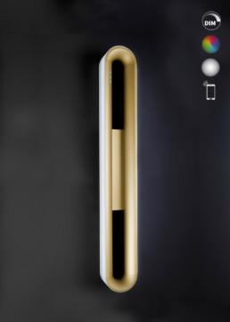 Loop W 900 bronze