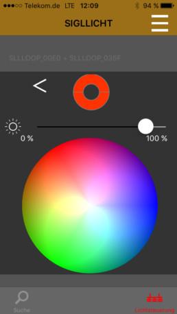 app-licht-steuerung