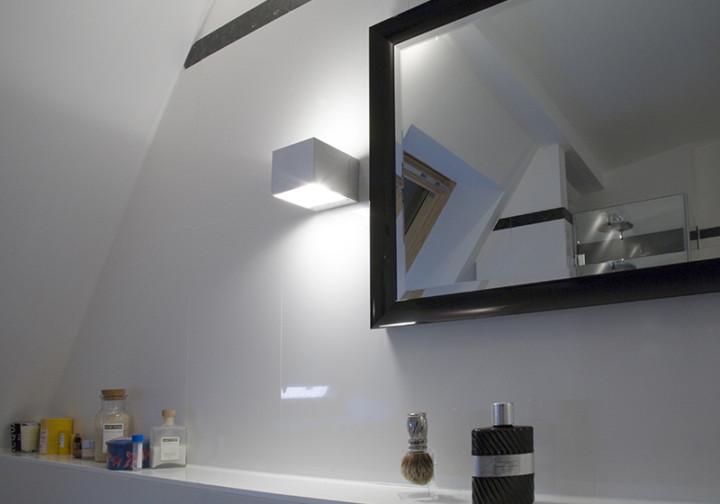 Rion-Badezimmer