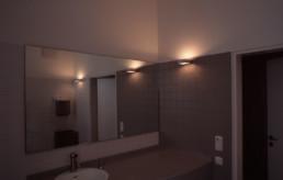 Badezimmerspiegel Beleuchtung