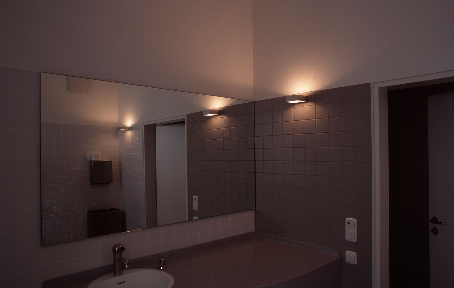 Badezimmerspiegel Beleuchtung - SiglLicht